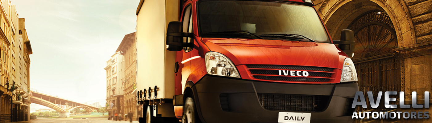 IVECO DAILY - AVELLI Automotores S.A.