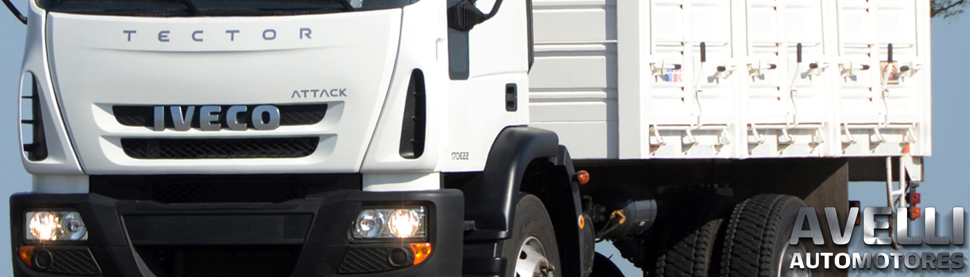 IVECO TECTOR - AVELLI Automotores S.A.